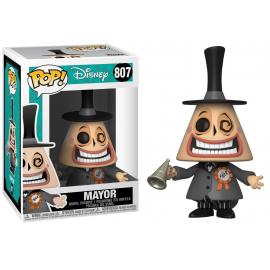 Figurine Nightmare Before Christmas - Mayor Pop 10cm