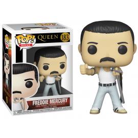 Figurine Queen - Freddie Mercury Radio Gaga Pop 10cm