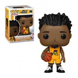 Figurine Basketball NBA - Donovan Mitchell (Alternate Utah Jazz) Pop 10cm