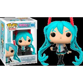 Figurine Vocaloid - Hatsune Miku V4X Pop 10cm