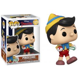 Figurine Disney Pinocchio - School bound Pinocchio Pop 10cm
