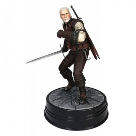 Figurine The Witcher 3 Wild Hunt - Geralt of Rivia Manticore Armor 20cm