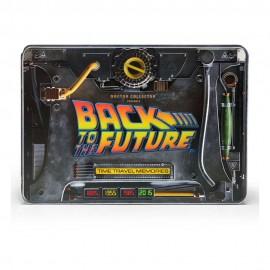 Kit Retour vers le Futur - Time Travel Memories Kit Standard Edition Metal Box