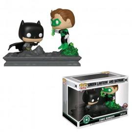 Figurine Dc Comis - Green Lantern and Batman Comics Moments Special Edition 15cm
