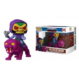 Figurine Masters of the Universe - Skeletor on Panthor Pop Rides 15cm