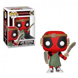 Figurine Marvel - Deadpool 30th - LARP Deadpool Pop 10cm
