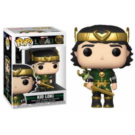 Figurine Marvel Loki - KId Loki Pop 10cm