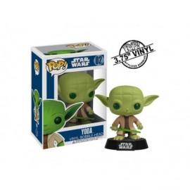Figurine Star Wars Yoda Pop 10cm