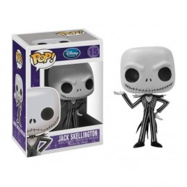 Figurine NBX Jack Skellington Pop 10cm