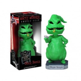 Figurine - Nightmare Before Christmas - Oogie Boogie Bobblehead