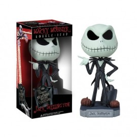 Figurine - Nightmare Before Christmas - Jack Skellington Bobblehead