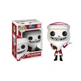 Figurine NBX - Santa Jack Skellington Pop 10cm