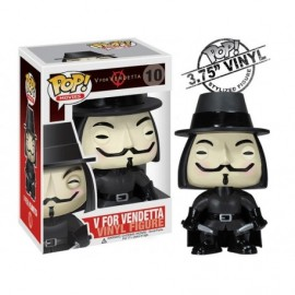 Figurine Head V for Vendetta Pop 10cm