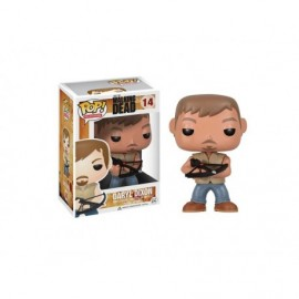 Figurine Walking Dead - Daryl Dixon Pop 10cm