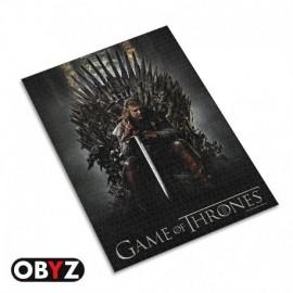 Puzzle Game of Thrones - Puzzle 1000 pièces