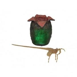 Figurine Aliens - Oeuf Lumineux & Face Hugger 11cm