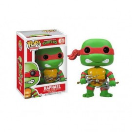 Figurine Tortues Ninja - Raphael Pop 10cm