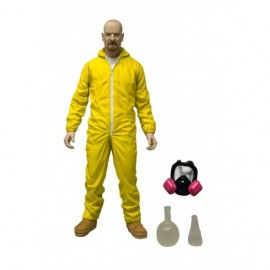 Figurine Breaking Bad - Walter White in Yellow Hazmat Suit 15 cm