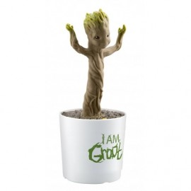 Figurine Guardians of the Galaxy - Dancing Groot Sonore 23cm