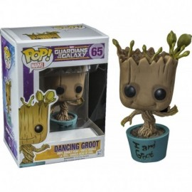 Pop Collection - Guardians of the Galaxy - Dancing Groot - I am groot - Exclu