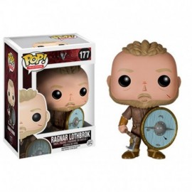 Figurine Vikings - Ragnar Lothbrok Pop 10cm