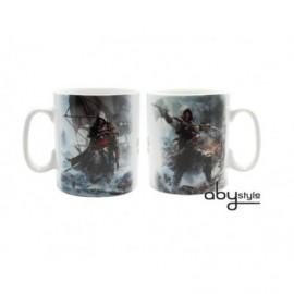 Mug - Assassin's Creed 4 - Edward Porcelaine 460ml