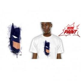 T-Shirt - Batman - Bruce Paint Taille XL