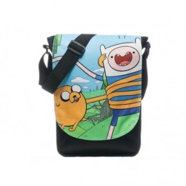 Sac Besace - Adventure Time - Finn et Jake