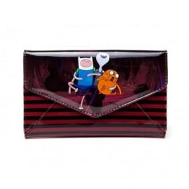 Portefeuille - Adventure Time - Format Enveloppe