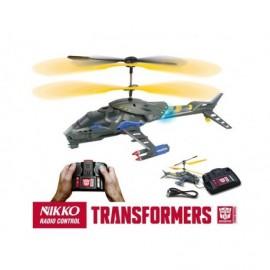 Hélicoptère Nikko Transformers