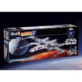 Maquette Star Wars - EasyKit 1/57 Luke Skywalker´s X-Wing Fighter 22 cm
