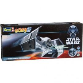Maquette Star Wars - EasyKit 1/57 Darth Vader´s TIE Fighter 16 cm