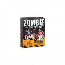 Zombicide - Zombie Survivor Paint Set