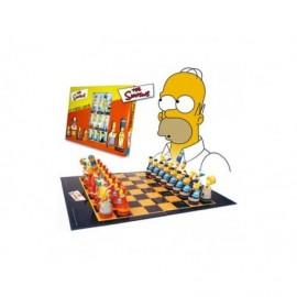 Les Simpsons - Jeu d'echec