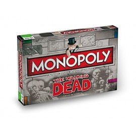Monopoly The Walking Dead (Edition Française)