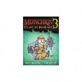 Munchkin - Extension n°3 - Clerc et (pas) net