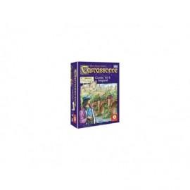 Carcassonne - Extension n° 6 - Comte, roi et brigand