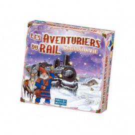 Les aventuriers du rail - Scandinavie - Version française