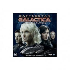 Battlestar Galactica - Extension Pegasus - Version française