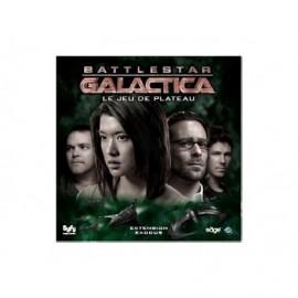 Battlestar Galactica - Extension Exodus - Version française