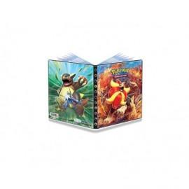 Pokémon - Portefolio A5 - XY 2 Flashfire - 80 cartes