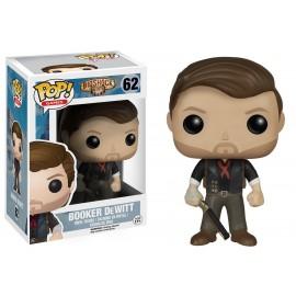 Figurine Bioshock - Booker DeWitt Pop 10cm