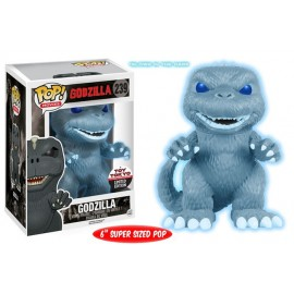 Figurine Godzilla - Godzilla Ghost Glows in the Dark NYCC 2015 Pop 15cm