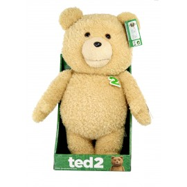 Peluche Ted 2 - Peluche parlante Ted Explicit 40cm