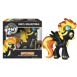 Figurine - My Little Pony - Spitfire Black version SDCC 2014 Vinyl 15cm