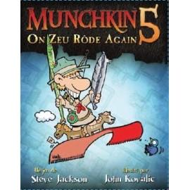 Munchkin - Extension n° 5 - On Zeu Rôde Again - Version française