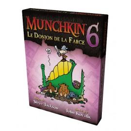 Munchkin - Extension n° 6 - Le Donjon de la Farce - Version française