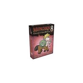 Munchkin - Extension n° 8 - Centaure et Sans reproche - version française