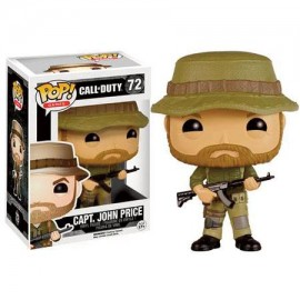 Figurine Call of Duty - Capt. John Price Pop 10cm