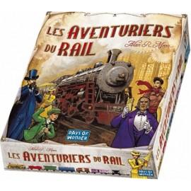 Les aventuriers du rail - Etats-unis - Version française